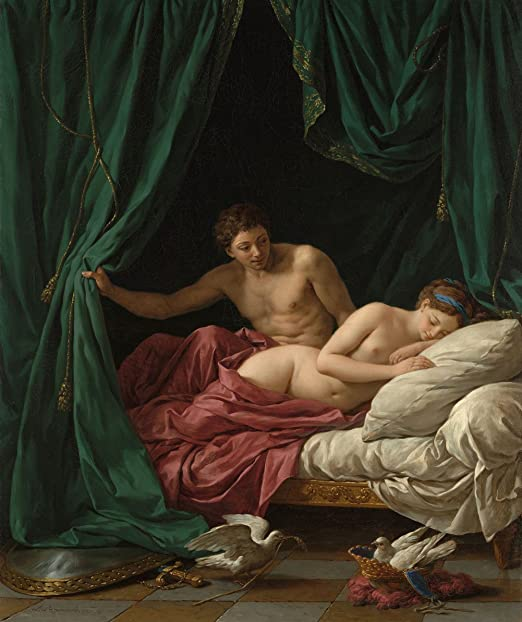mars and venus allegory of peace - International Day of Peace